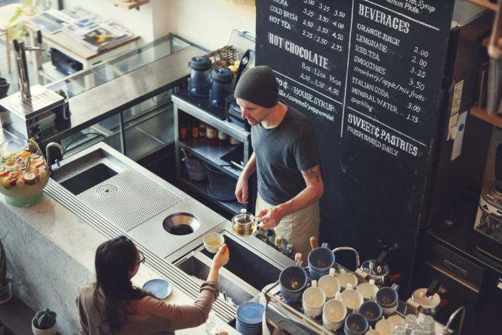 インスタ映えするカフェの撮り方